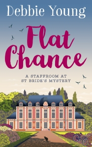 cover of Flat Chance by Debbie Young